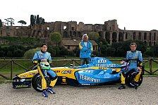 Formel 1 - Renault: Die Herausforderung, das Level zu halten...
