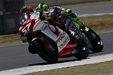 MotoGP - Davies plant Wechsel in die MotoGP