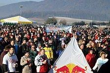 Formel 1 - Demo-Zeit in Spielberg