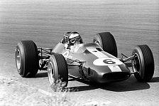 Mehr Motorsport - Ferrari beim Jim Clark Revival in Hockenheim