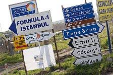 Formel 1 - Ihr adrivo.com Fahrplan für den Türkei GP