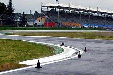 Formel 1 - Bilderserie: San Marino GP - San Marino GP: Streckenrundgang
