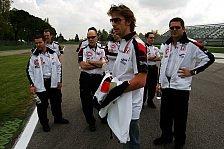 Formel 1 - Button: Schumacher tritt beim Titelgewinn zurück