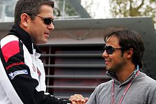 Formel 1 - Gil de Ferran: Button ist ein potenzieller Weltmeister