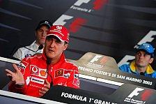 Formel 1 - PK: Vier Piloten im Fragen-Gewitter