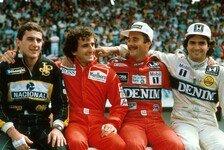 Formel 1 - Bernie Ecclestones ewige Bestenliste