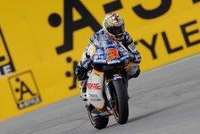 Moto2 - Heimrennen für de Angelis