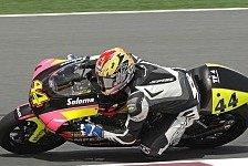 Moto2 - Sekiguchi wieder dabei