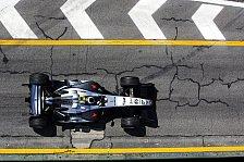 Formel 1 - 1. Freies Training: Gemächlicher Europaauftakt in Imola