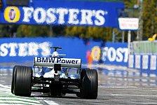 Formel 1 - Keine Aufregung bei BMW-Williams