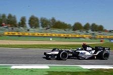 Formel 1 - San Marino: Zwei neue Autos