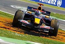 Formel 1 - Red Bull: Wir sind noch zu langsam