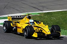 Formel 1 - Ein guter Auftakt für Jordan