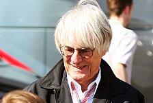 Formel 1 - Bernie sieht B·A·R schuldig