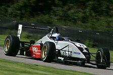 Britische F3 - Engel holt letzten Saisonsieg