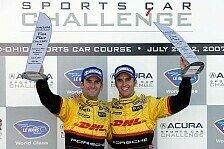 USCC - Porsche holt zwei Titel