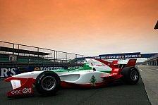 Mehr Motorsport - A1GP: Rennkalender internationaler als erwartet?
