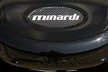 Formel 1 - Chinese testet für Minardi