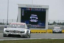 DTM - Warm Up Nürburgring