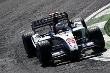 Formel 1 - 4. Freies Training: Vier Farben unter den ersten Vier