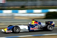 Formel 1 - Coulthard nimmt das Einrunden-Qualifying in Angriff