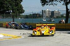 USCC - Porsche in Long Beach Vierter