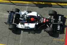 Formel 1 - Stoddart erwartet Doppelausfall