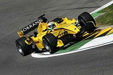 Formel 1 - Narain ist jetzt ein Mann