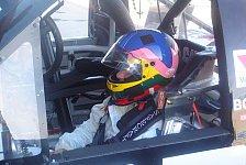 NASCAR - Villeneuve erstes Fazit