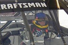 NASCAR - Villeneuve überzeugt auch im COT