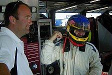 Mehr Sportwagen - Villeneuve fährt GT-Rennen in Aserbaidschan