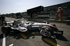 Formel 1 - Testing Time, Tag 4: McLaren fliegt der Konkurrenz davon