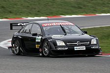 DTM - Opel zog die Teststrecke dem Rosenmontag vor