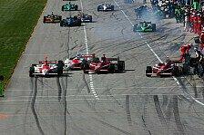 IndyCar - Der Champ Car-IRL-Zusammenschluss