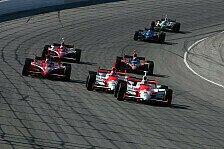IndyCar - IRL und ChampCar unter der Haube