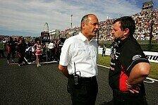Formel 1 - Paul Stoddart