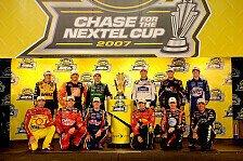 NASCAR - Einführung in den Chase