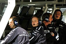 Formel 1 - Williams strukturiert um