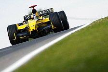 Formel 1 - Jordan hofft auf eine Zielankunft
