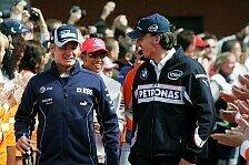 Für F1-Comeback: Nico Rosberg wird Manager von Robert Kubica