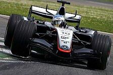 Formel 1 - Alex Wurz: Das Testteam rockt!