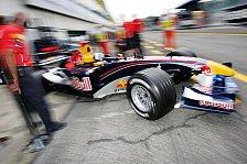 Formel 1 - Warum DC rot sah