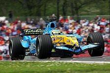 Formel 1 - Freude & Frust bei Renault