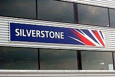 Formel 1 - Der Große Preis von Großbritannien in der Statistik