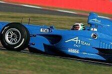 A1GP - Bilder: Silverstone - Testfahrten