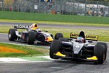 Mehr Motorsport - Adam Carroll gewinnt GP2-Sprintrennen