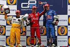Mehr Motorsport - Heikki Kovalainen gewinnt erstes GP2-Rennen