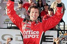 NASCAR - Zittern beim Sieger