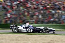 Formel 1 - Weiß-Blaue Zuversicht