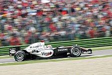 Formel 1 - McLaren sagt: Sorry Kimi